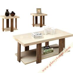 DUNLEVY COFFE TABLE SET